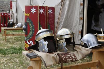 Historienspiele 2013 auf der Festung Ehrenbreitstein