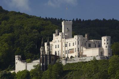 Foto: Schloss Stolzenfels / Koblenz im Welterbe Oberes Mittelrheintal.(c)GDKE Rheinland-Pfalz / Pfeuffer
