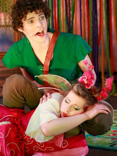 Peter Pan Das Musical 12 Februar Mainz